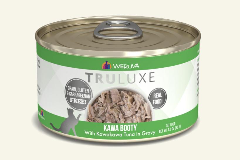 TruLuxe Kawa Booty w/ Kawakawa Tuna in Gravy 6oz