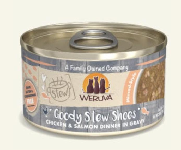 Weruva Goody Stew Shoes 5.5oz