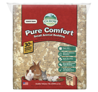 OXBOW Pure Comfort Bedding - Natural 8.2 - 27L