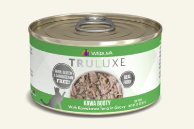 TruLuxe Cat Kawa Booty w/ Kawakawa Tuna in Gravy 3oz