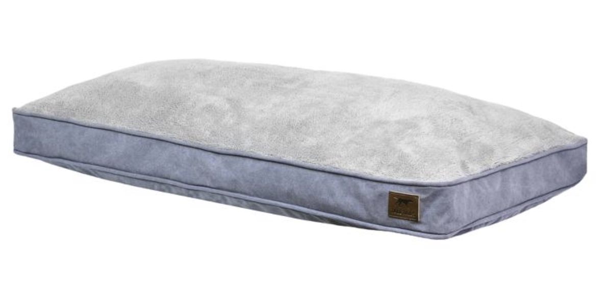 Tall Tails Cushion Bed Charcoal Large