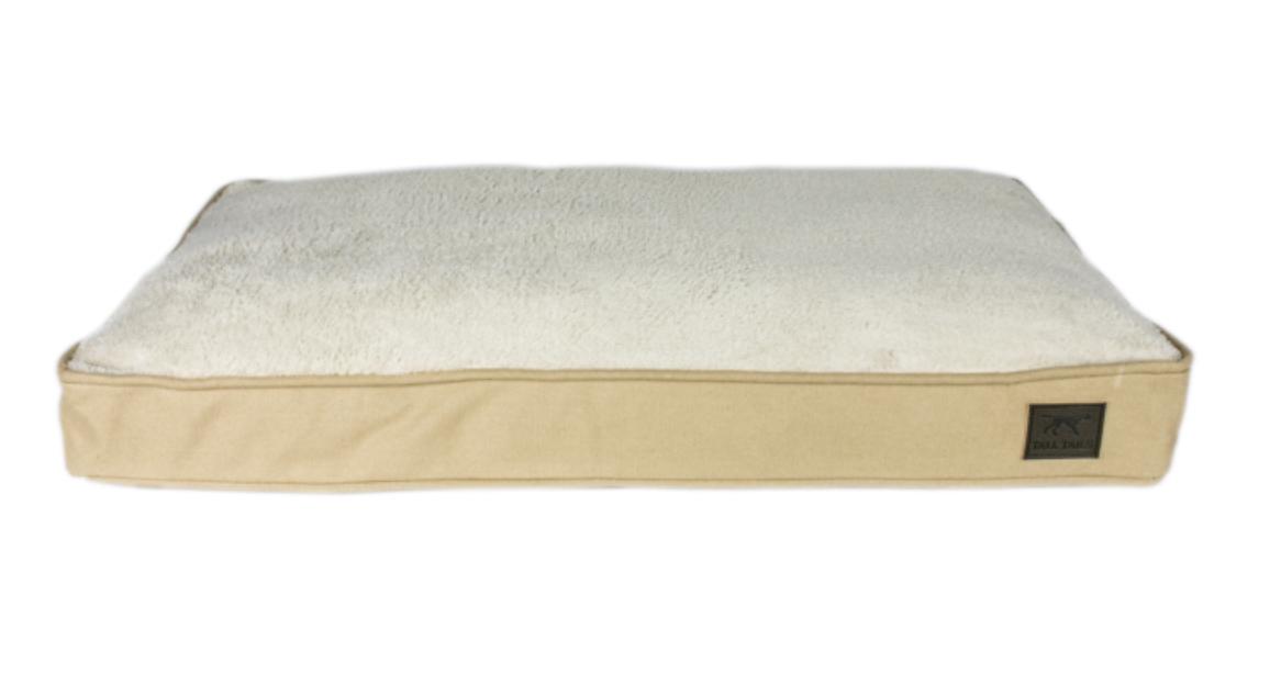 Tall Tails Cushion Bed Khaki Medium