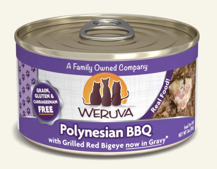 Weruva Cat Polynesian BBQ 5.5 oz