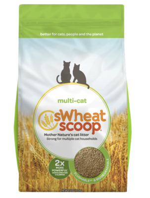Swheat Scoop Multi Cat Litter 25lb