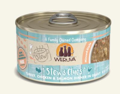 Weruva Stew's Clues 2.8oz