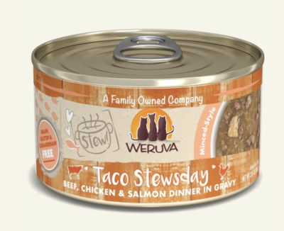 Weruva Taco Stewsday 5.5oz