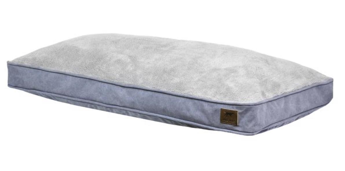 Tall Tails Cushion Bed Charcoal Medium