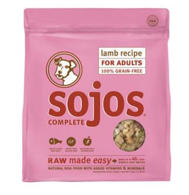 Sojo's Complete Lamb 7 lb