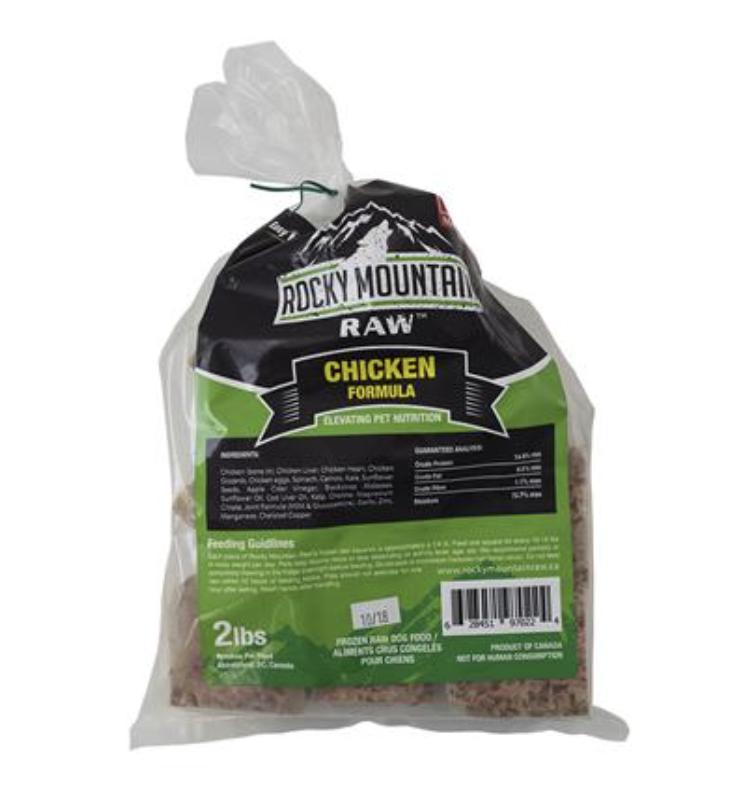 Rocky Mountain Chicken Formula 2 lb