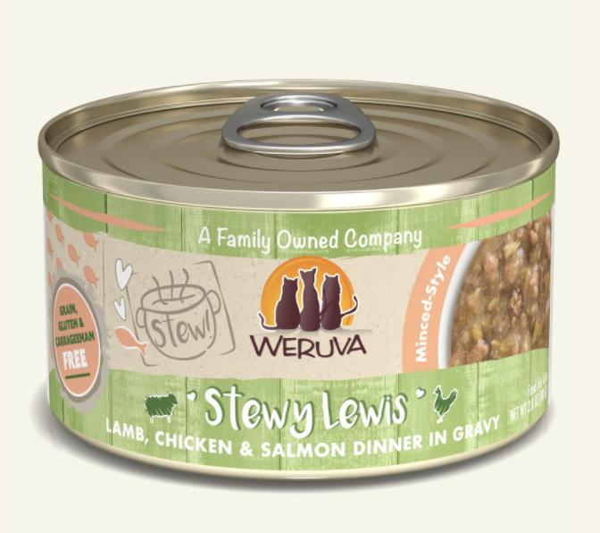 Weruva Stewy Lewis 5.5oz