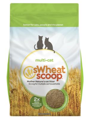 Swheat Scoop Multi Cat Litter 36lb