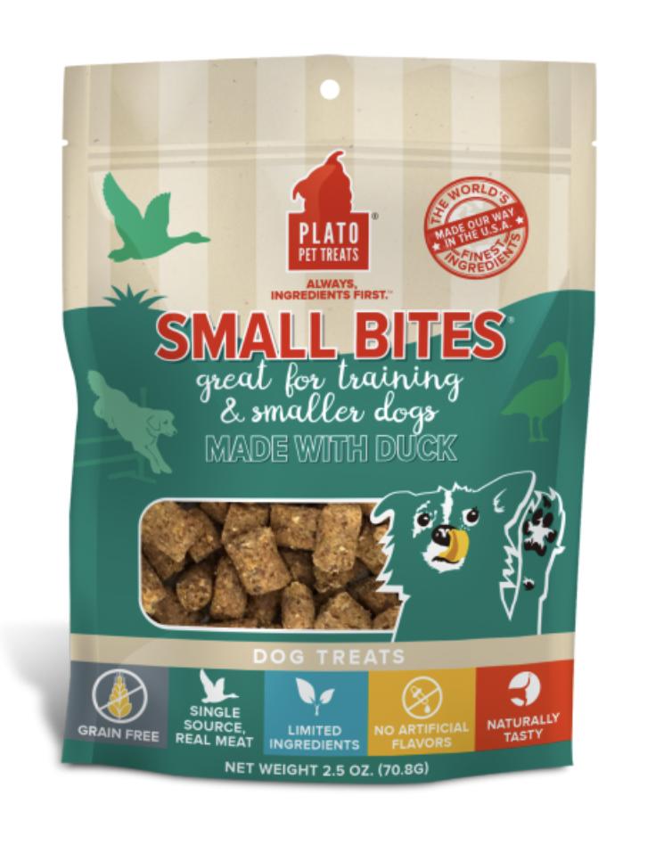 Plato Small Bites Organic Duck 2.5 oz