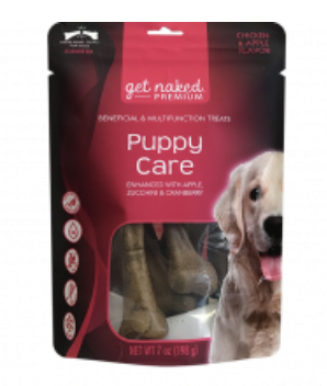 Get Naked Premium Puppy Care 198g