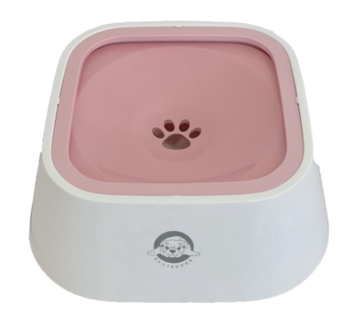 Haute Dogs Bully Bowl Pink