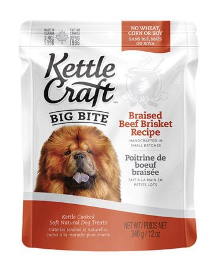 Kettle Craft Braised Beef Brisket Large 340GM