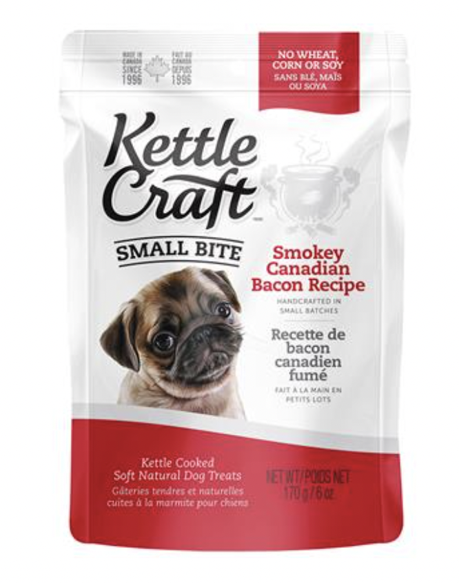 Kettle Craft Smokey Canadian Bacon Small 170GM