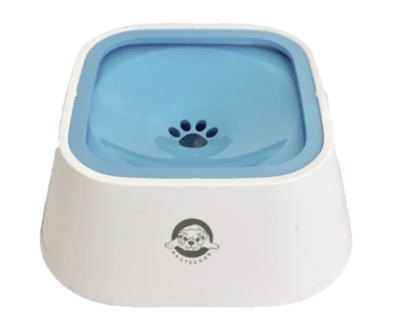 Haute Dogs Bully Bowl Blue