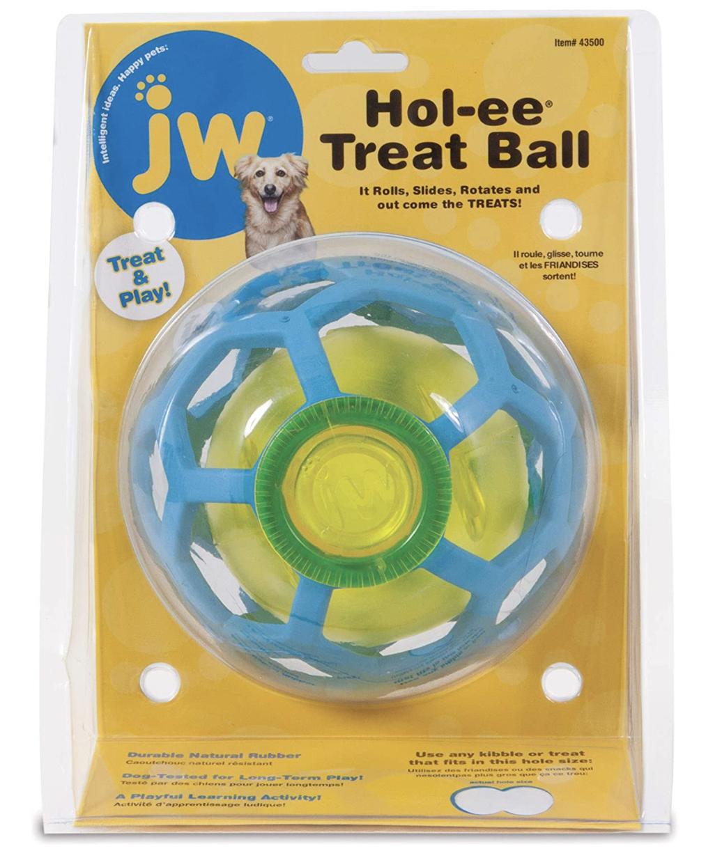 JW Hol-ee Treat Ball