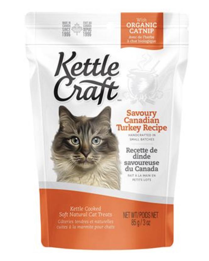 Kettle Craft Savoury Canadian Turkey 85GM