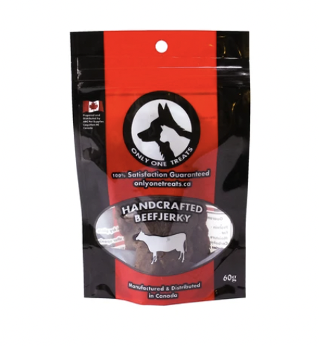 Only One Jerky Beef 60g