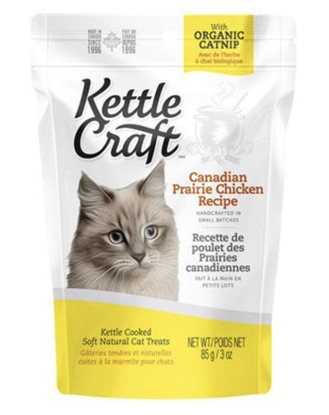 Kettle Craft Canadian Prairie Chicken 85GM