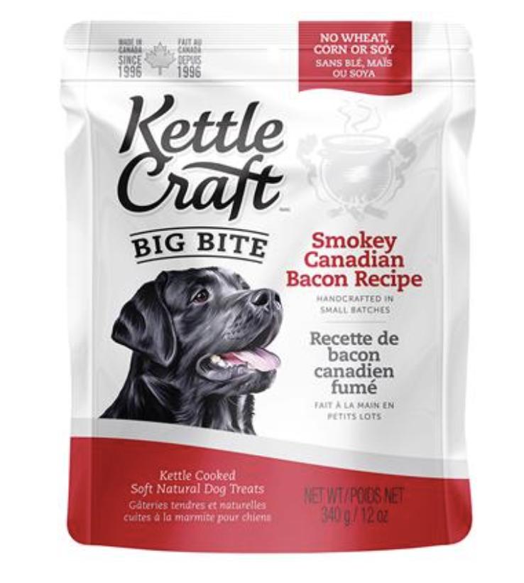 Kettle Craft Smokey Canadian Bacon Large 340GM