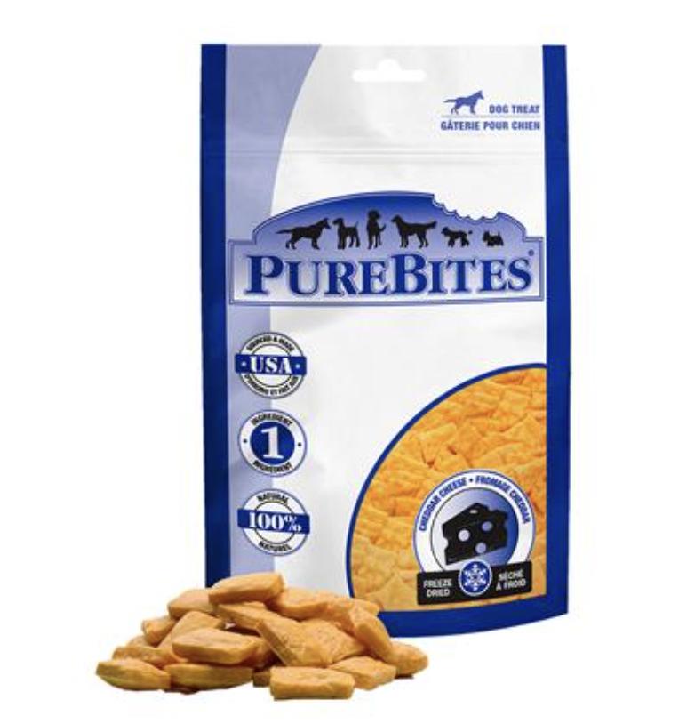Purebites Cheddar Cheese 120 gm