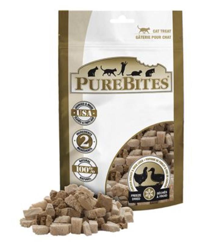 Purebites Cat Chicken & Duck 32 gm