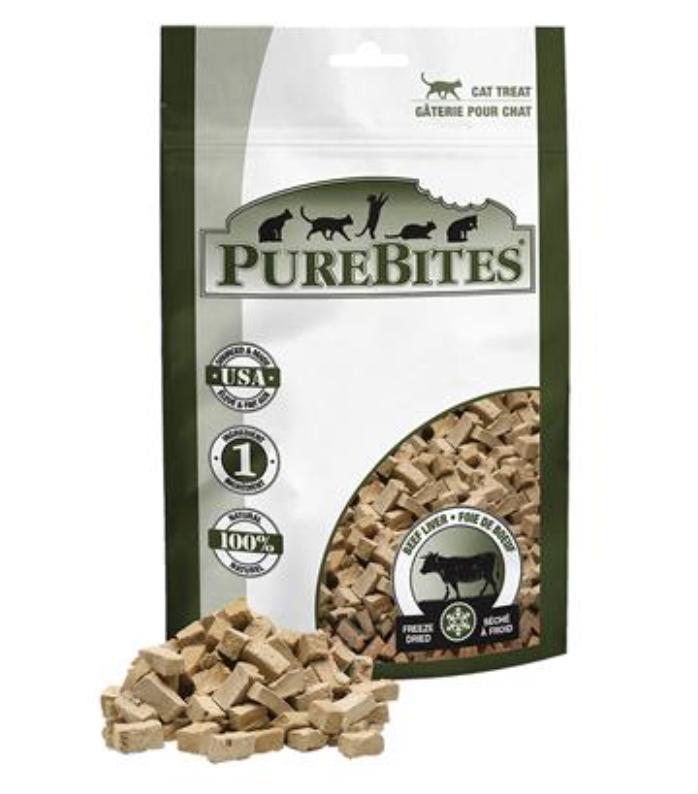 Purebites Cat Beef Liver 24g