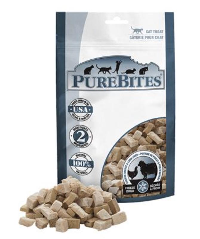 Purebites Cat Chicken & Lamb 28 gm
