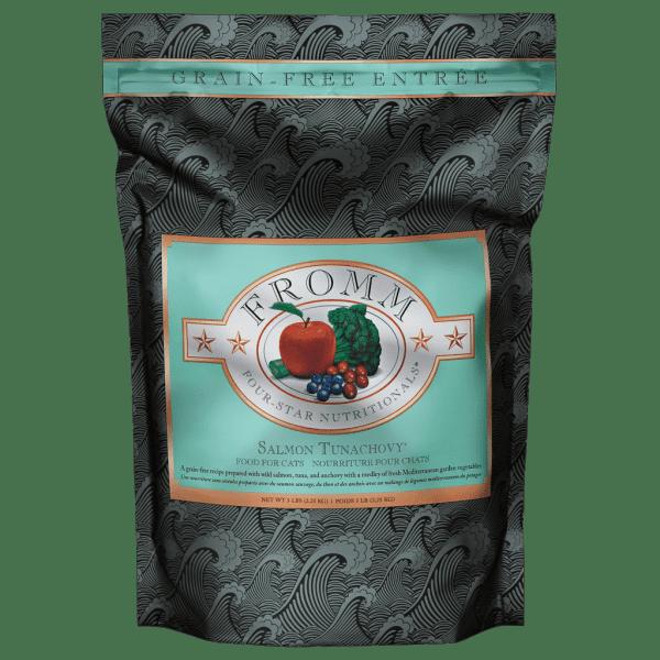 Fromm CAT Grain-Free Salmon Tunachovy 0.9kg / 2lb
