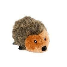 ZippyPaws Hedgehog Squeaker Toy LG