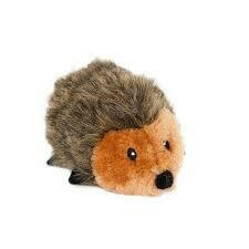 ZippyPaws Hedgehog Squeaker Toy LG