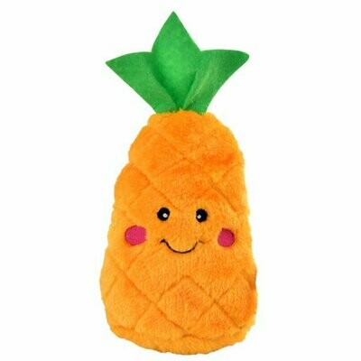 ZippyPaws NomNomz Squeaker Toy Pineapple