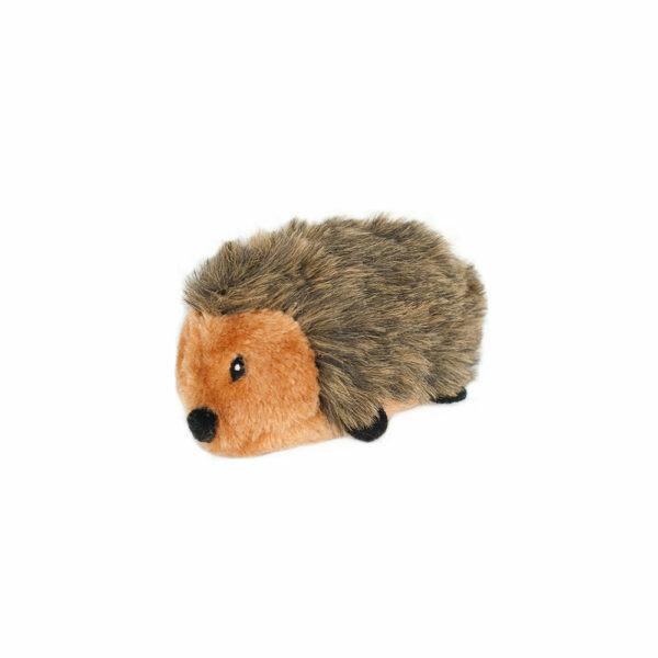 ZippyPaws Hedgehog Squeaker Toy SM