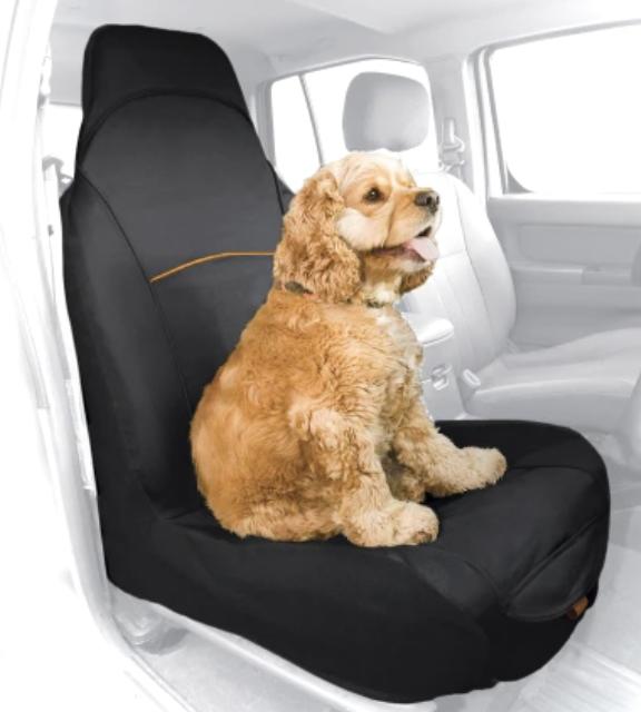 Kurgo Co-Pilot Bucket Seat Cover Black