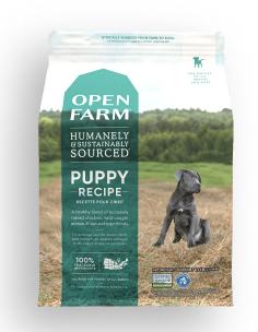 Open Farm Dog Puppy 4.5lbs