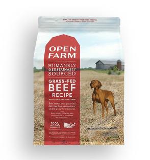 Open Farm Dog Grass-fed Beef 24lbs