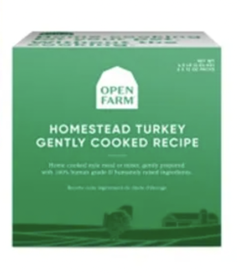Open Farm Dog Gently Cooked Turkey 6/12