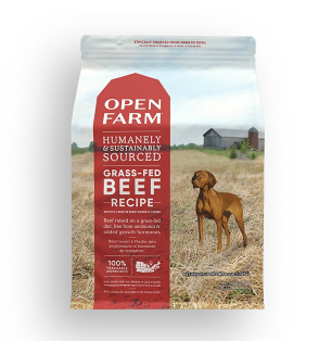 Open Farm Dog Grass-fed Beef 12lb