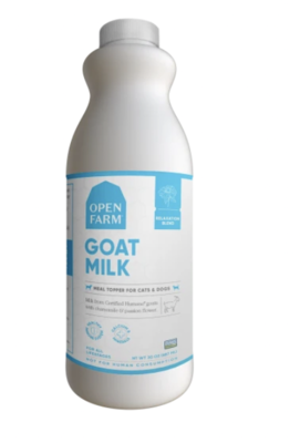 Open Farm Goat's Milk Calming Blend 30 oz