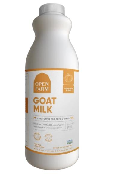 Open Farm Goat's Milk Digestion Blend 30 oz