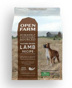 Open Farm Dog Pasture Lamb 4.5lb