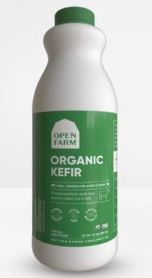 Open Farm Kefir Raw Organic Grass Fed 30oz