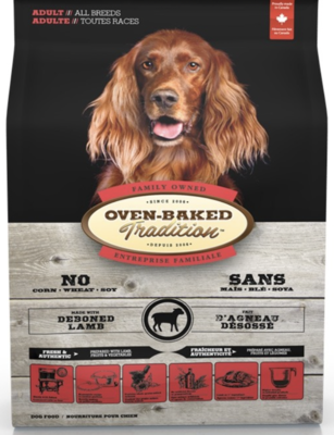 Oven Baked Tradition Dog Lamb 5 lb