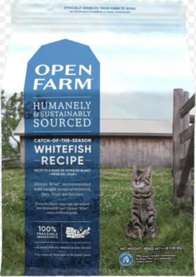 Open Farm Cat Whitefish 4lb
