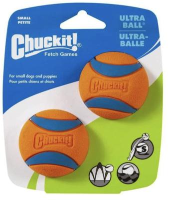Chuckit! Ultraball 2pk Small