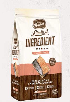 Merrick LID Salmon & Sweet Potato 4lb
