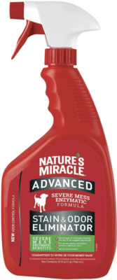 NM Dog Advanced Stain & Odour Remover Spray 946 mL