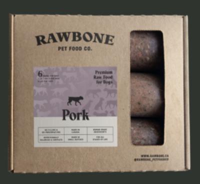 Rawbone Pork Meal 6lb